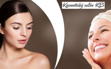 Luxusní kosmetická vínová terapie izraelskou kosmetikou včetně čištění pleti ultrazvukovou špachtlí - 90 minut