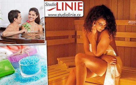 Zahřejte se spolu v privátní sauně