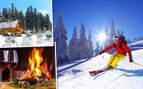3denní lyžování v Beskydech pro dva!