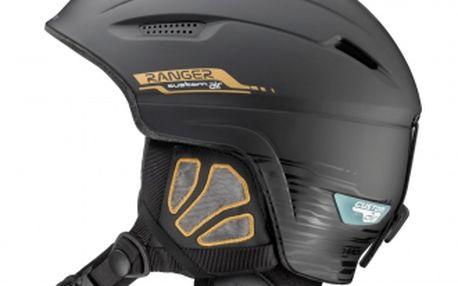 Lyžařská helma - Salomon RANGER CUSTOM AIR