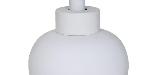 Dávkovač na mýdlo Yin Yang White