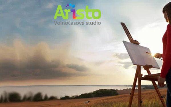 Kurz malování a kreslení - 15x 90 minut