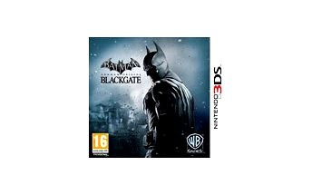 Batman: Arkham Origins Blackgate 3DS