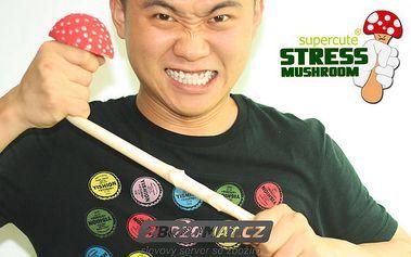 Antistresová houba!