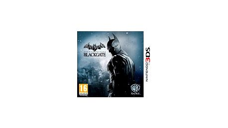 Batman: Arkham Origins Blackgate 3DS