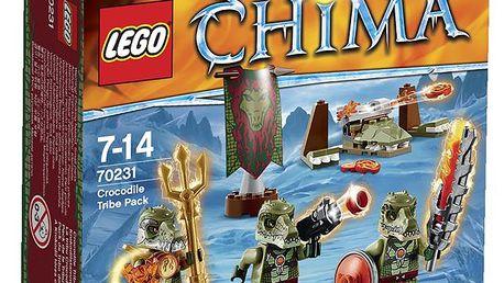 LEGO Chima - Smečka kmene Krokodýlů