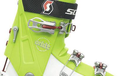 Spolehlivé lyžáky Scott Orbit