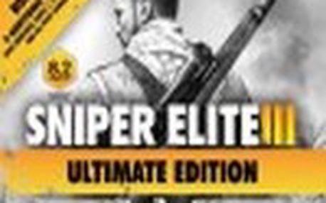 Akční hra Sniper Elite 3 - Ultimate Edition (PS3)