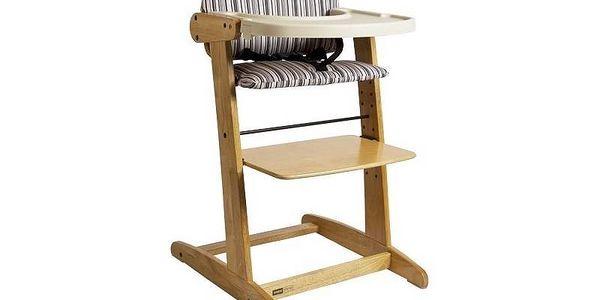Jídelní židlička Zopa GROW-UP