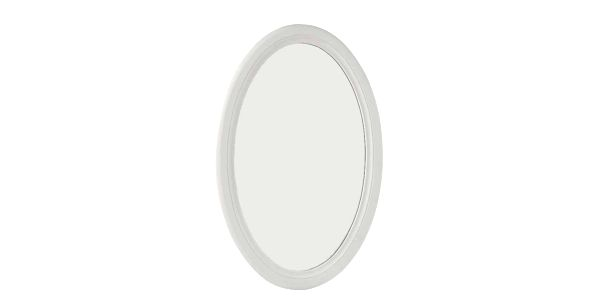 Nástěnné zrcadlo Daisy, 48x70 cm
