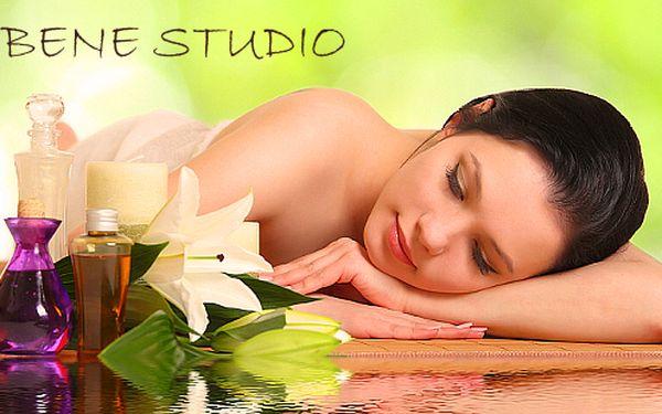 Permanentka na 5 hodinových masáží dle výběru ve Studiu Bene