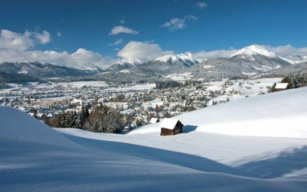 Rakousko, oblast Lungau / St. Michael, bez stravy na 8 dní