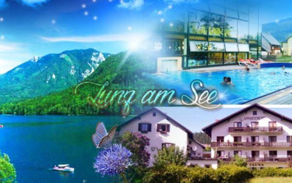 Jarní pobyt v RAKOUSKÝCH ALPÁCH s ubytováním na 3 dny /2 noci/, pro dvě osoby v APARTMÁNU Lunz am See!