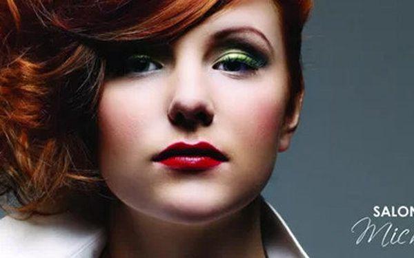 Kompletní dámské kadeřnické balíčky - Střih s melírem pro všechny délky vlasů