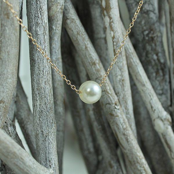 Náhrdelník Elegant Pearl
