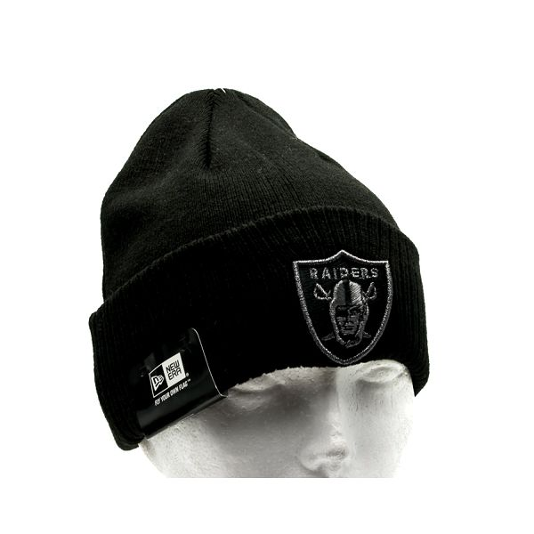 Kulich New Era Metallic Oakland Raiders