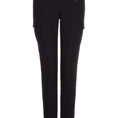 Dámské kalhoty černé
