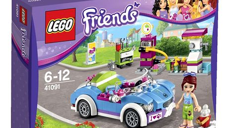 LEGO Friends - Miin kabriolet