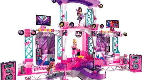 Stavebnice Megabloks Barbie Superstar