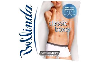 Bellinda pánské boxerky ze 100% bavlny!