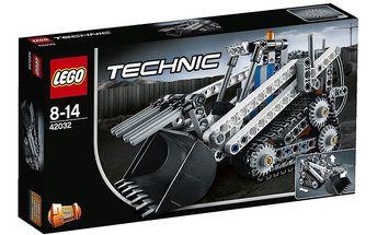 LEGO Technic - Kompaktní pásový nakladač