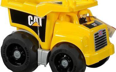 Mega Bloks Mega CAT nákladní auto s kostkami