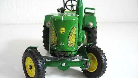 KOVAP - Traktor John Deere Lanz D 2416