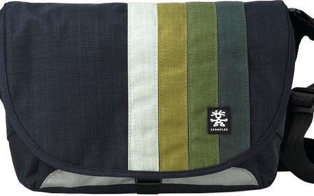 Taška Dinky Di Messenger S, modrá/zelená