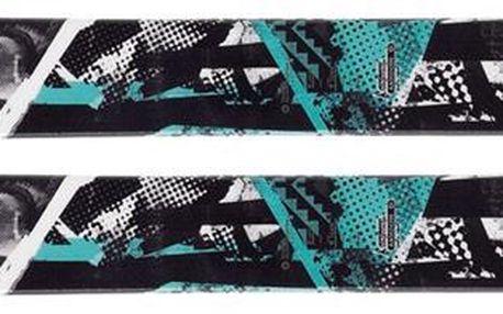 Výborné lyže Head Pez Team LR 127 LRX 7.5 AC pro začínající freestylisty