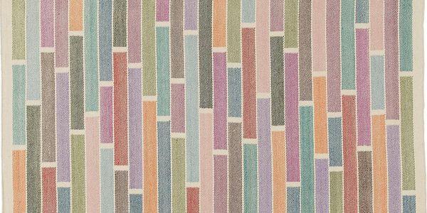 Vlněný koberec Rubina White, 200x300 cm
