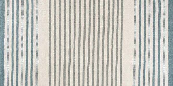 Vlněný koberec Story Aqua, 140x200 cm