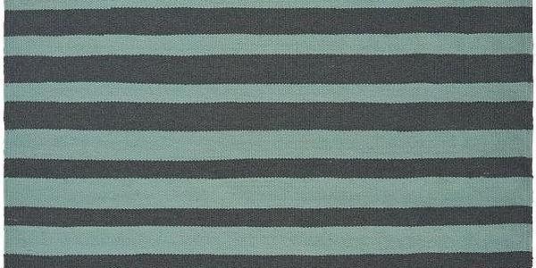 Vlněný koberec Toya Aqua, 200x300 cm