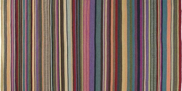 Vlněný koberec Fleet Multi, 200x300 cm