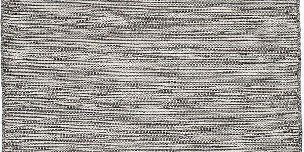 Vlněný koberec Asko Marble, 70x140 cm