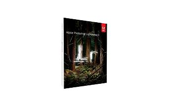 Software pro úpravy fotografií Adobe Photoshop Lightroom 5 WIN/MAC ENG - 65215175