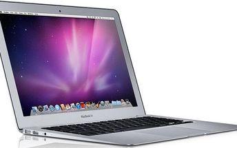 "Moderní, rychlý a tenký 11.6"" MacBook Air 2013 z jednoho kusu hliníku"