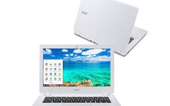 Notebook Acer Chromebook 13 bílý