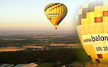 Let horkovzdušným balonem-nezapomenutelný zážitek !!! Hodinový let balonem nad českou krajinou !!! Proleťte se jedním z největších balonů ve střední Evropě!!!