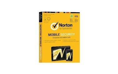 Výkonná ochrana pro váš mobilní svět Symantec Norton Mobile Security 3.0 CZ