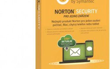 Antivirový program NORTON SECURITY 2.0 CZ
