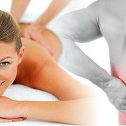 Čínská tlaková masáž pro odblokování zad a šíje. Zbavte se bolestí zad a načerpejte novou energii!