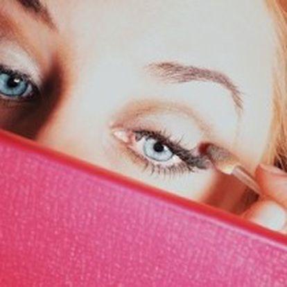 2hodinový KURZ LÍČENÍ. Naučte se správně líčit, abyste vypadala PERFEKTNĚ a cítila se sebejistě.