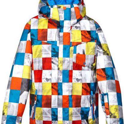 Dětská zimní bunda Mission Print