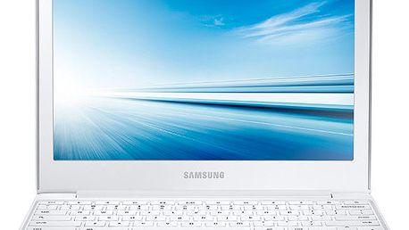 """Stylový cloudový počítač Samsung Chromebook 2, 11,6"""", bílá - XE503C12-K02US"""