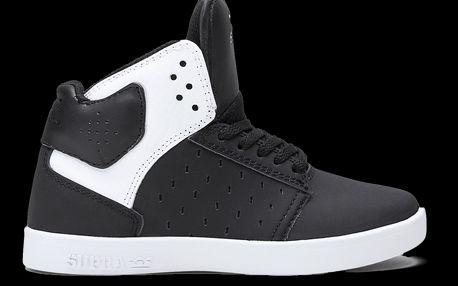 Dětské boty High Atom Black/White