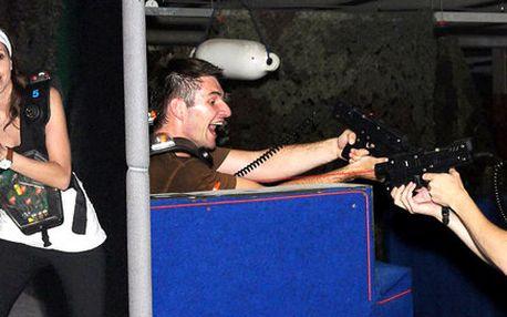 Laser game – amorci nestřílí jen šípy