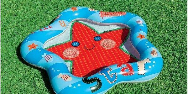 Nafukovací bazén Hvězda