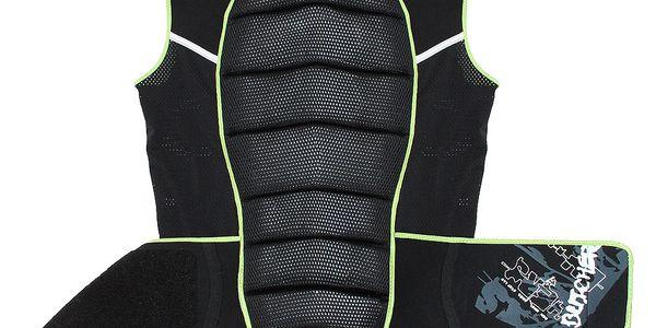 Chránič zad Hatchey Backprotector Vest Ward Černá