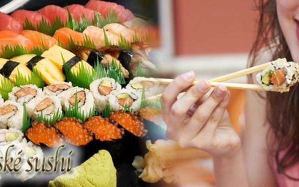 Vynikající sushi menu v centru Prahy - 28, 48 nebo 56 lahodných kousků sushi v prvotřídní kvalitě! Vybrané suroviny, čerstvé ingredience a jedinečné kombinace ryb, zeleniny, rýže a dalších specialit! Podlehněte i vy této pochoutce!