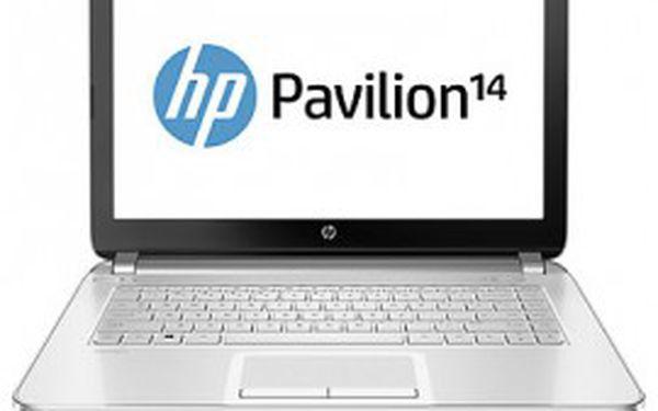 Krásný HP NTB Pavilion 14-n000sc ve dvoubarevném provedení